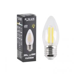 Żarówka dekoracyjna LED gwint E27 4,5W  550 lumenów 316516 POLUX/SANICO
