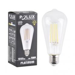 Żarówka dekoracyjna LED gwint E27 7,5W  1055 lumenów 316455 POLUX/SANICO