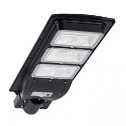 Naświetlacz STREET 9 solarny LED z czujnikiem ruchu i zmierzchu 315519 POLUX/SANICO
