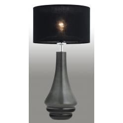 Lampa nocna 1X60W E27 AMAZONKA Szary/Czarny 3030 ARGON