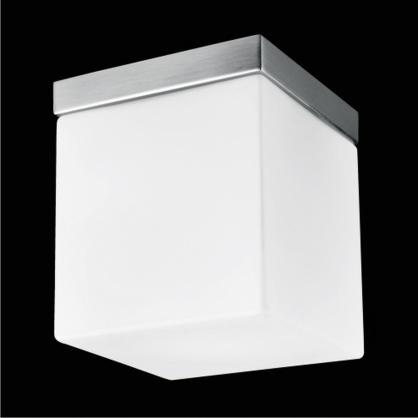 Plafon 22,5x20cm CUBIX 1X60W E27 1509 LUXERA