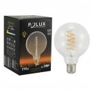 Żarówka dekoracyjna gwint E27 4W LED Amber 304537 POLUX/SANICO