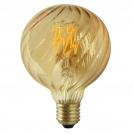 Żarówka dekoracyjna gwint E27 5W LED Amber 308887 POLUX/SANICO