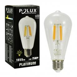 Żarówka dekoracyjna LED gwint E27 8,5W 1055 lumenów 308573 POLUX/SANICO