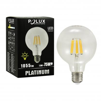 Żarówka dekoracyjna LED gwint E27 8W 810 lumenów 308924 POLUX/SANICO