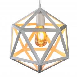 Lampa wisząca 1x60W E27 MIO DENMARK 307002 POLUX/SANICO- wysyłka 24h (na stanie 2 sztuki)
