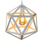 Lampa wisząca 1x60W E27 MIO DENMARK 307002 POLUX/SANICO - wysyłka 24h (na stanie 2 sztuki)
