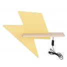 Kinkiet dla dzieci półka LED 4W Lightning 21-19547