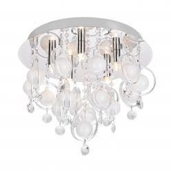 19031-M GRESSA LAMPA SUFITOWA CHROME