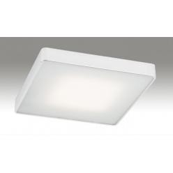 Plafon 35X35cm 4X60W E27 ONTARIO 1579 Biały ARGON + RABAT 20%