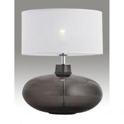 Lampa nocna 1X60W E27 SEKWANA Czarny/Biały 3050 ARGON