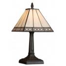 Lampa stołowa witrażowa TIFFANY 1X40W E14 90 PREZENT