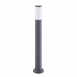 Lampa stojąca ogrodowa 100cm 1X40W E27 SG1041100GY OSLO POLUX/SANICO- wysyłka 24h (na stanie 13 sztuk)