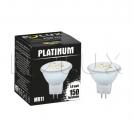 Żarówka POLUX LED SMD 1,8W 15W gwint MR11 150lm ciepła/żółta barwa światła