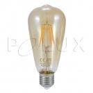 Żarówka dekoracyjna gwint E27 5W LED 308900 POLUX/SANICO