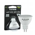 Żarówka POLUX LED SMD 3,2W 29W gwint MR16 250lm zimna/biała barwa światła