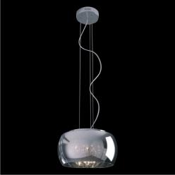 Lampa wisząca śr:40cm 5X33W G9 SPHERA 46011 LUXERA