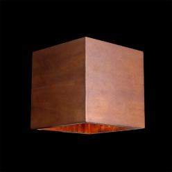 Wyprzedaż -Kinkiet 1X40W E14 Ciemne drewno 18071 SELENE LUXERA (ostatnia sztuka)