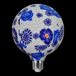 Żarówka 4W gwint E27 Decorative  LED ekstra ciepła barwa światła POLUX/SANICO