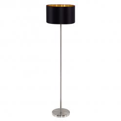 Lampa podłogowa MASERLO 1X60W E27, h:151cm 95169 EGLO