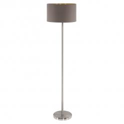 Lampa podłogowa MASERLO 1X60W E27, h:151cm 95172 EGLO