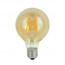 Żarówka dekoracyjna gwint E27 4W LED Amber 304513 POLUX/SANICO