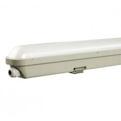 Oprawa pyłoszczelna długość: 118cm 20W LED LG06A-12S-20 IP65 neutralna barwa światła POLUX/SANICO