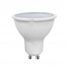 Żarówka LED 8W gwint GU10 700lm ciepła/żółta barwa światła PLATINIUM POLUX/SANICO