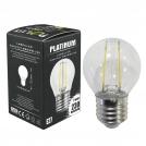 Żarówka dekoracyjna LED gwint E14 2,5W  230 lumenów POLUX/SANICO