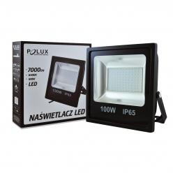 Naświetlacz LED 100W zimna barwa światła 306722 IP65 POLUX/SANICO- wysyłka 24h (na stanie 1 sztuka)