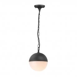 Lampa zewnętrzna wisząca Ulsa 1x12W E27 LED 311627 POLUX/SANICO