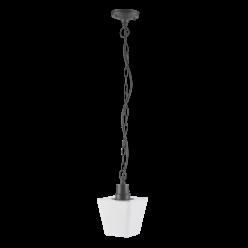 Lampa zewnętrzna Giza wisząca 1x12W E27 LED 312242  POLUX/SANICO