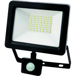 Naświetlacz LED z czujnikiem ruchu 30W 300W zimna barwa światła, LPP30CWGB IP65 POLUX