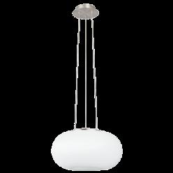 Lampa wisząca OPTICA 2X60W E27, ŚR:35cm 86814 EGLO- wysyłka 24h (na stanie 2 sztuki)