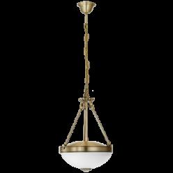 Lampa wisząca SAVOY 2X60W E27 82747 EGLO