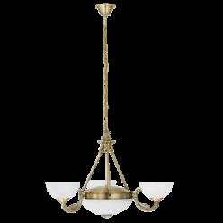 Lampa wisząca SAVOY 3X40W,2X60W E14,E27 82748 EGLO