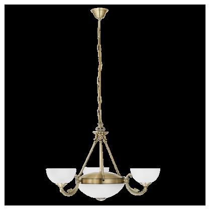 Lampa wisząca SAVOY 2X60W E27 82747