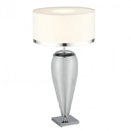 Lampa nocna 60cm 1X60W E27 LORENA transparentny/chrom 366 Argon