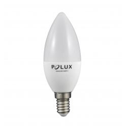 Żarówka POLUX LED 6,5W gwint E14 560lm neutralna barwa światła POLUX/SANICO