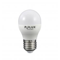 Żarówka POLUX LED 6,5W gwint E27 560lm neutralna barwa światła 312143 POLUX/SANICO